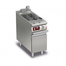 Baron Q70FRI/E415M Queen7 Electric Deep Fryer With Electronic Control 15L - 400mm