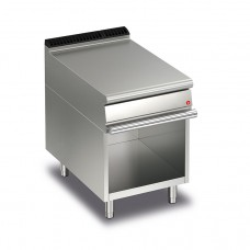 Baron Q70NEV/600 Queen7 Equipment Matching Stainless Bench Top On Open Cabinet - 600mm