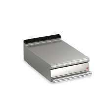 Baron Q70NEC/610 Queen7 Equipment Matching Stainless Bench Top With Drawer - 600mm