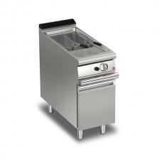Baron Q70FRI/G415 Queen7 Gas Deep Fryer 15L - 400mm
