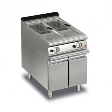 Baron Q70FRI/G610 Queen7 Gas Deep Fryer Twin Tank 10L - 600mm