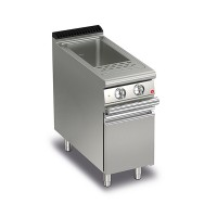 Queen7 Single Tank Electric Pasta Cooker - 400mm