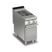 Queen9 Gas Deep Fryer 20L - 400mm