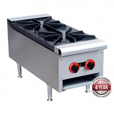 Gas Cook Top 2 Burner