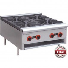 Gas Cook Top, 4 Burners