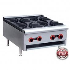 Gas Cook top LPG 4 burners