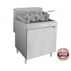 5 burner Gas fryer