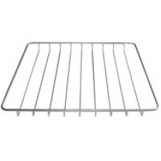 Recessed Oven rack for baking stone