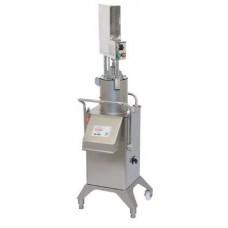 Hallde RG-400i-PF RG-400i Vegetable Preparation Machine Pneumatic Push Feeder Setup