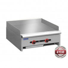 Gasmax by FED RGT-24E Gas Griddle, 2 burner