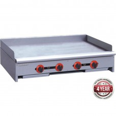 Gas Griddle, 4 burner