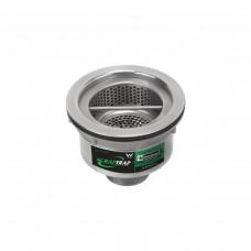 3monkeez Scrap-S Cast Stainless Sink Waste Arrestor (127mm) (304 grade SS)