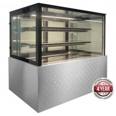 Thermaster by FED SG120FE-2XB Belleview Heated Food Display - 1200mm