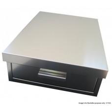 Bezzera CA0370C1C Single Drawer Knock Box 370Mm