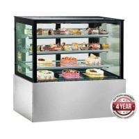 Bonvue Deluxe Chilled Food Display - 2400mm
