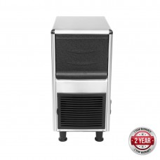 Blizzard Icemakers by FED SN-25C Blizzard UnderBench Bullet Ice Maker 25Kg