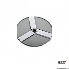 F.E.D. SP004 4mm Slicer Poly Disc - Two Blade