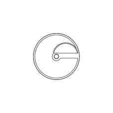 Semi-Circle Slicer Aluminium 10mm