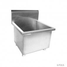 Modular Systems by FED SMS-H Stainless Steel Mop Sink 520x515