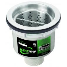 3monkeez SSBW-1 Sink Waste Arrestor - ScrapTrap (127mm)