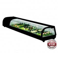 Sushi Showcase 4 × 1/3 GN