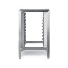 Single Stainless Steel Stand - 2 sides closed with 2x10 GN 1/1 (850mm H) for models 6-11