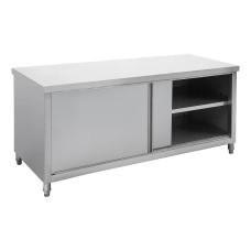 Kitchen Tidy Pass-Thru Workbench Cabinet 1200Mm