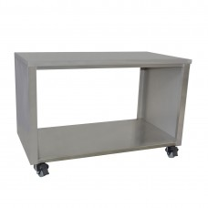 Stainless Steel Equipment Stand on Castors - 1500mm
