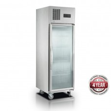 F.E.D. SUFG500 Single Door Display Freezer