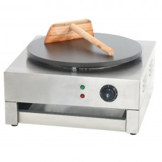 Electric Crepe Maker Single 3Kw