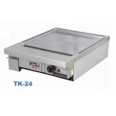 610mm Gas Teppanyaki Plate - Bench Model