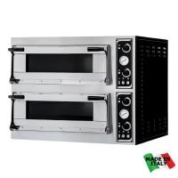 Pizza Oven Double Deck 8 X 40Cm