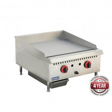 Gasmax by FED GG-24 Gas Griddle 610mm
