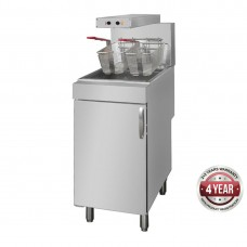 Fryer Mate Two Basket Fry Warming Station