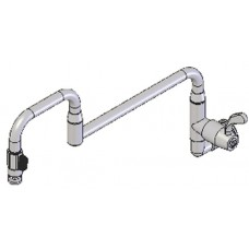 Wall Mount Pot and Kettle Filling Faucet