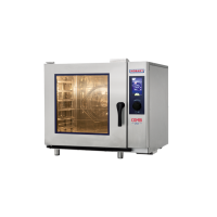 Electric Convection Steamer COMBI-plus, 6 x 1/1GN tray