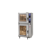 Electric Convection Steamer COMBI-plus, 6 on 10 1/1GN tray