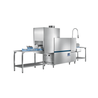PROFI CS Series Automatic Rack Type Dishwasher, 120 racks p/h - Right to Left Feed