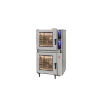 Electric Convection Steamer COMBI-plus, 6 on 6 1/1GN tray
