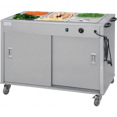 F.E.D. YC-3 Food Service Cart, Chilled